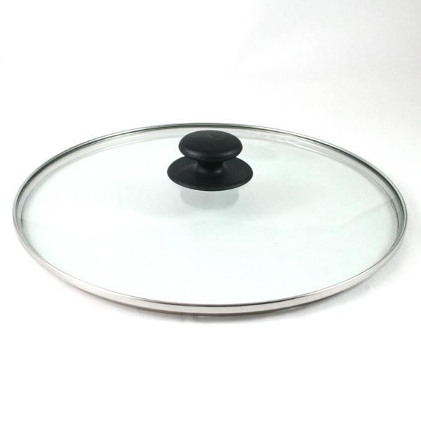 ユミック フライパンカバー強化ガラス(ガラス蓋) φ30cm