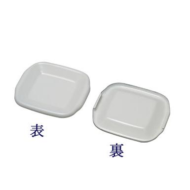 野田琺瑯 ホワイトシリーズ 琺瑯蓋 スクウェアS用