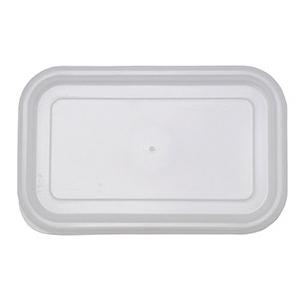 野田琺瑯 ホワイトシリーズ シール蓋 レクタングル深型LL用