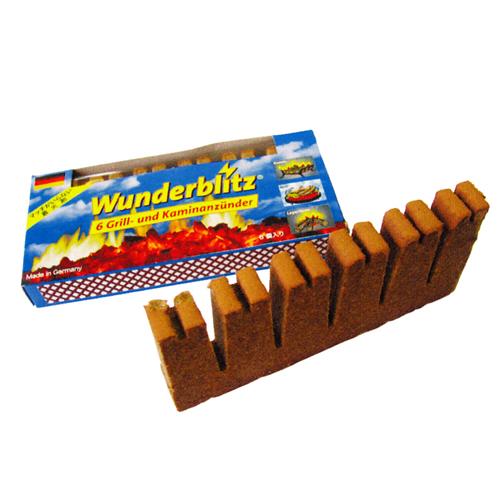 ワンダーブリッツ ワンストライク着火剤 6ピース