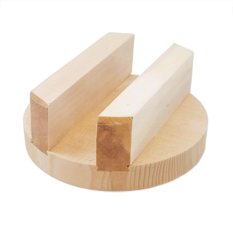 木蓋 小釜専用 20cm