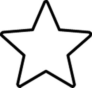 型抜 小 星
