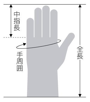 マリーゴールド(Marigold)ゴム手袋 ガーデニング・ベランダ掃除・DIY用