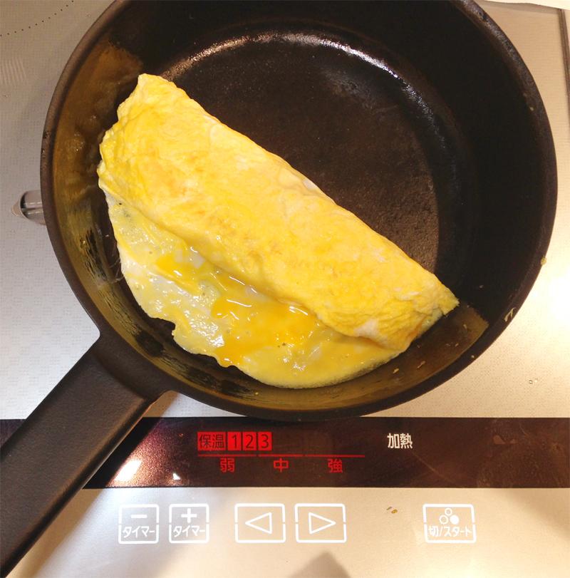 【日本製】炒めやすく煮込みやすい鋳物フライパン φ20cm フライングソーサー オリジナル