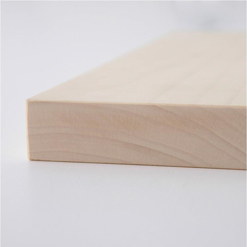 【日本製】woodpecker(ウッドペッカー) いちょうの木のまな板 2小