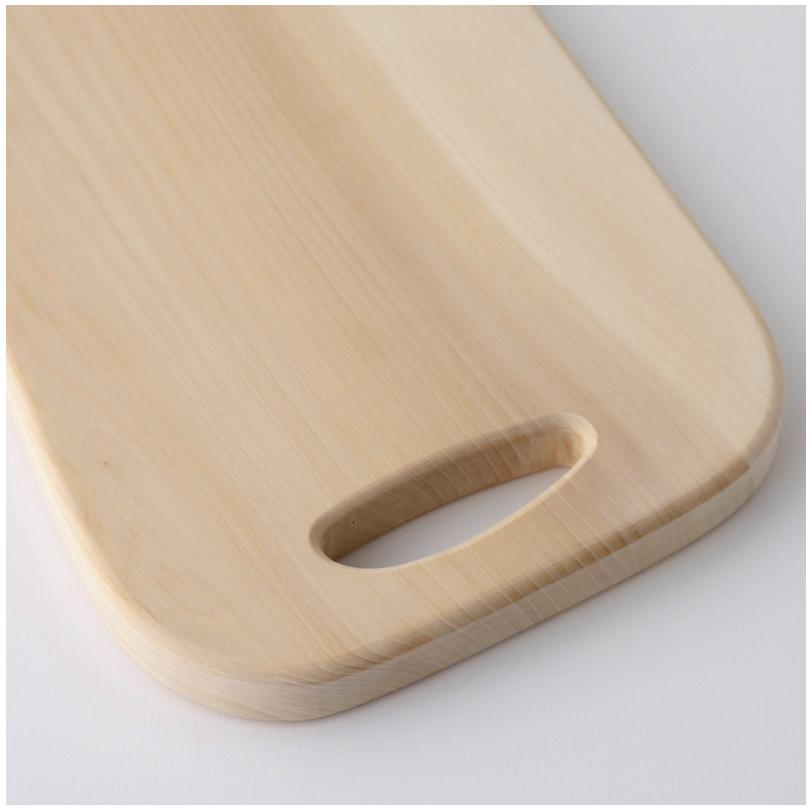 【日本製】woodpecker(ウッドペッカー) いちょうの木のまな板 3大