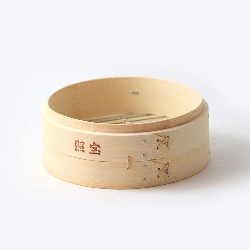 照宝 中華せいろ 身 竹製 φ18cm