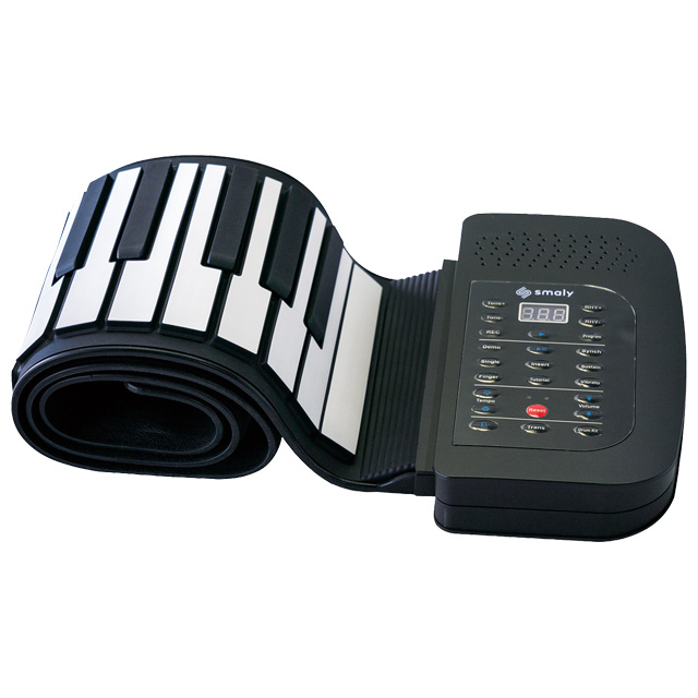 NEW ロールアップピアノ 61鍵盤