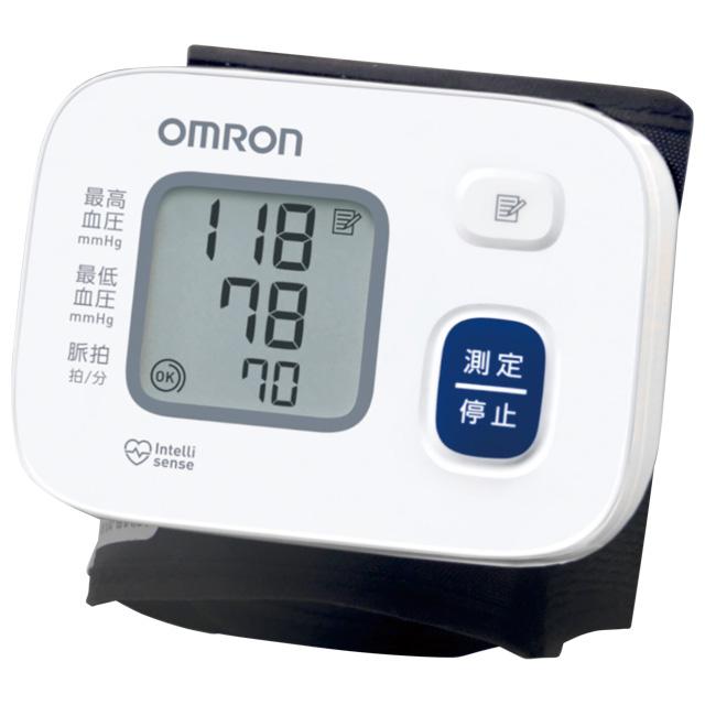OMRON オムロン 手首式血圧計