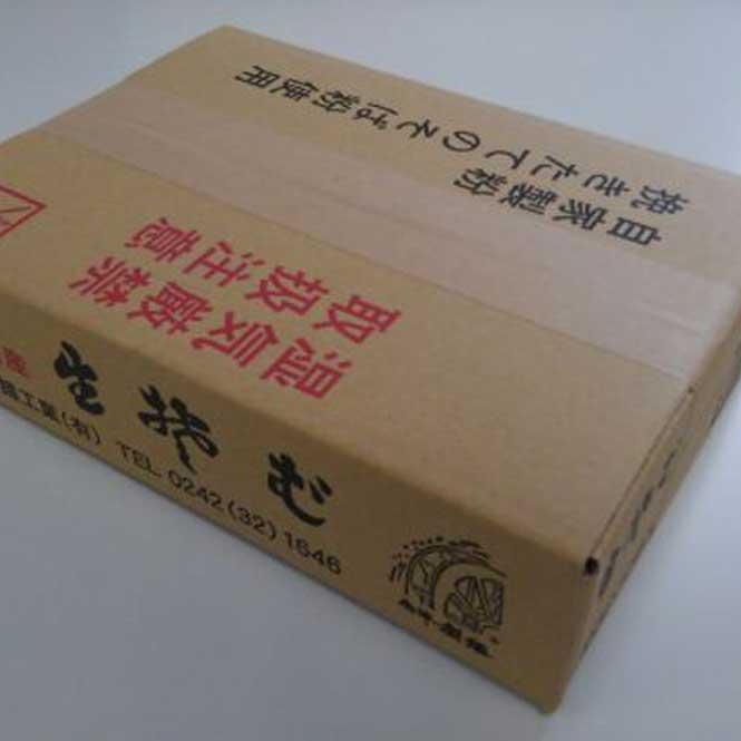 会津製麺 檜枝岐そば レギュラー10袋箱入