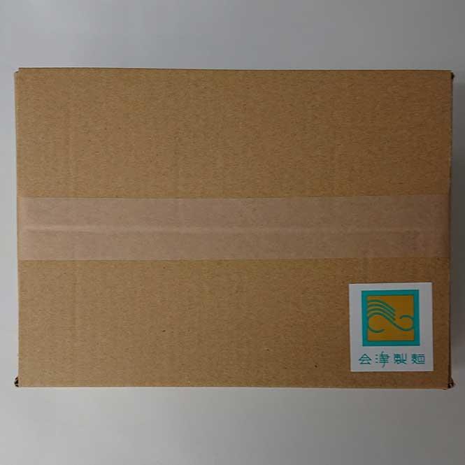 会津製麺 よもぎ麺10袋箱入