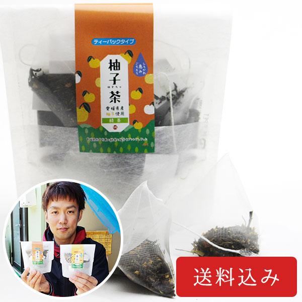 柚子茶ティーパック