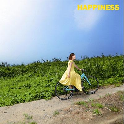 AQUBEE 2ndミニアルバム『HAPPINESS』