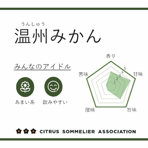柑橘ジュースセット【2本】(温州みかん・ブラッドオレンジ)