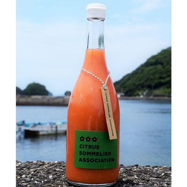 ブラッドオレンジジュース【4本】