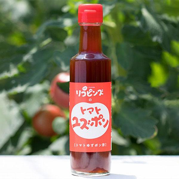 遊子川ザ・リコピンズの『トマトユズポン(200ml)』