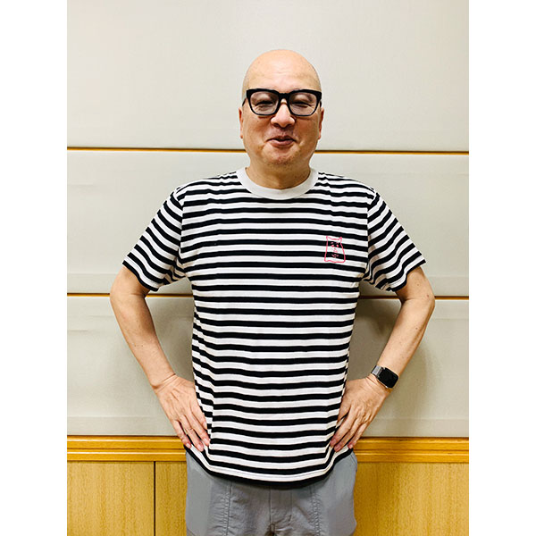 和田ラヂヲの、聴くラヂヲ2「オリジナルTシャツ(ボーダー)」