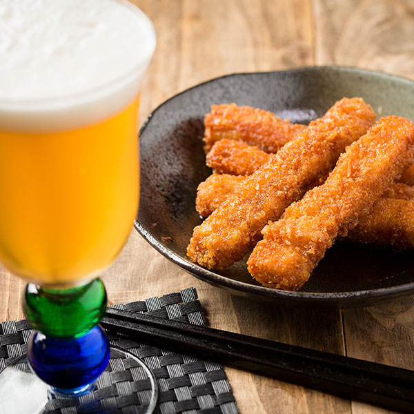 お肉屋さんの手作り国産鶏スティック50本