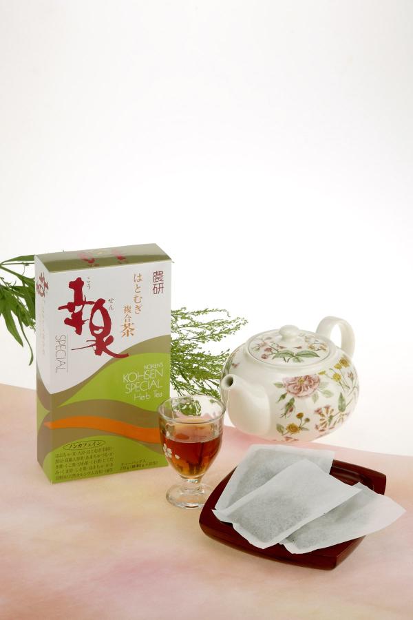 幸泉(ハトムギ健康茶)