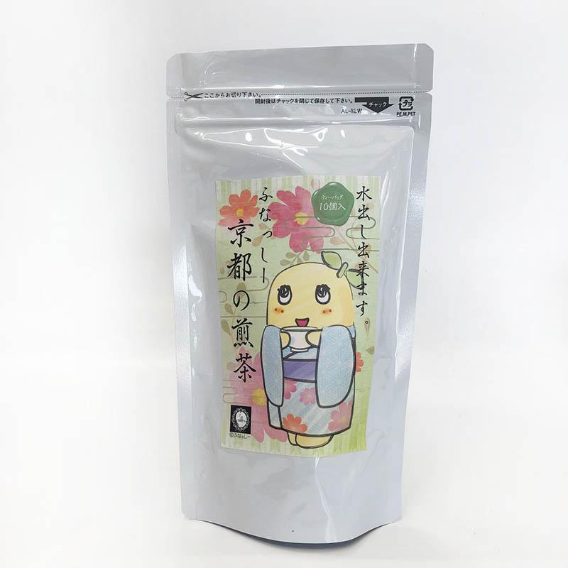 FL京都の煎茶ふなっしー