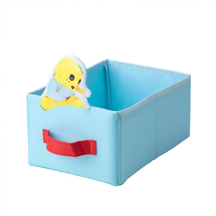 ふなっしー ひょっこり収納BOX(ブルー)