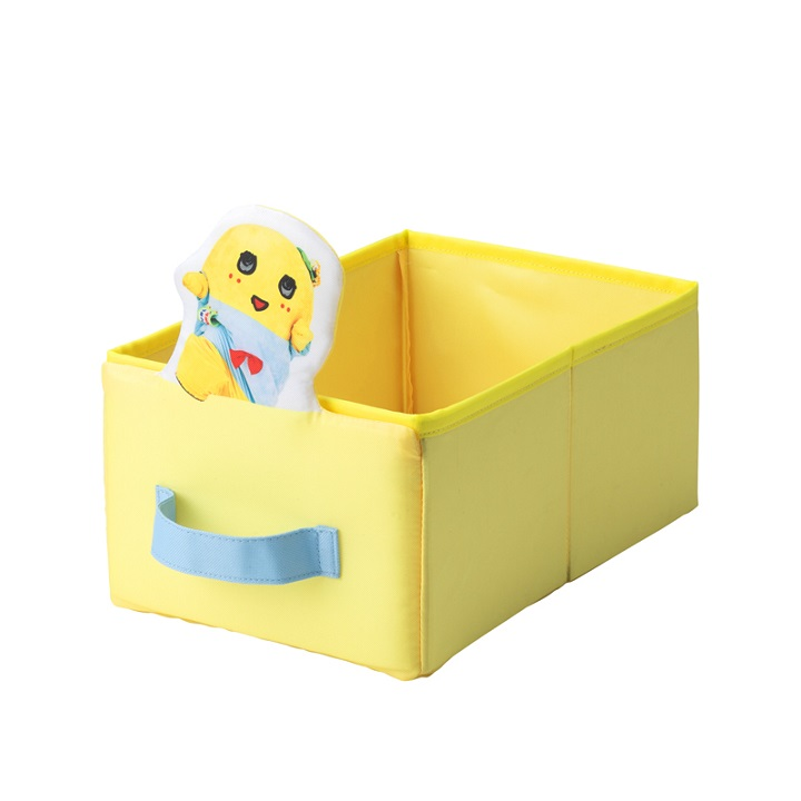 ふなっしー ひょっこり収納BOX(イエロー)