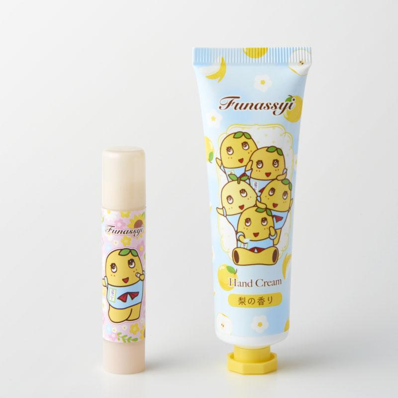 ふなっしーLAND ハンドクリーム(1〜5号)