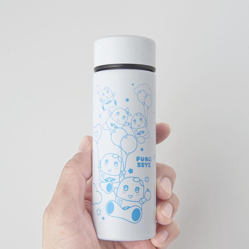 ふなっしーLAND ポケットサーモボトル(130ml)