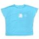 ポケットTシャツドルマンタイプ_ふにゃっしー Fサイズ(ブルー)