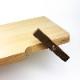 ふなっしーLAND 自立スタンド付きヒノキ製まな板
