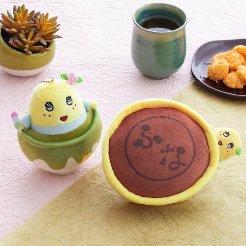 FUNACOLLE ぬいぐるみマスコット(お抹茶)