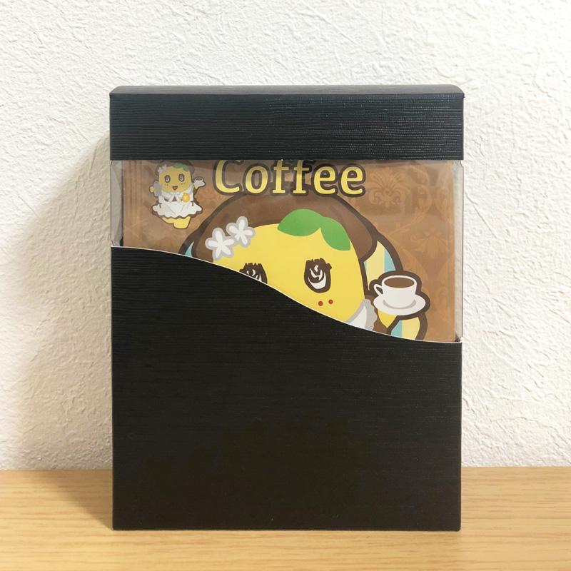 ふなっしーLAND コーヒー5個セット