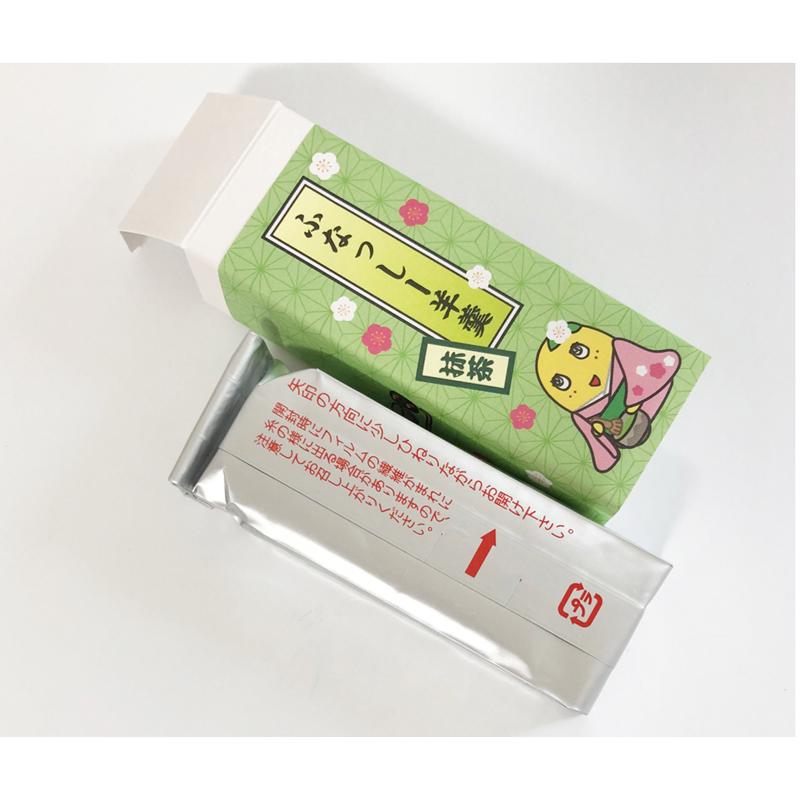 ふなっしーLAND 羊羹セット(小倉/煉り/抹茶)