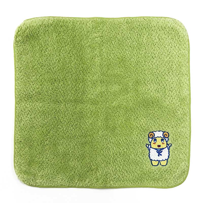 ふなっしーLAND 刺繍ハンカチ(羊)