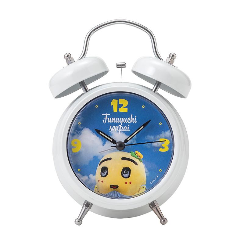 【12月中旬お届け予定】 274ch.ふな愚痴先輩ののんびりすぎて起きられないかも!?目覚まし時計