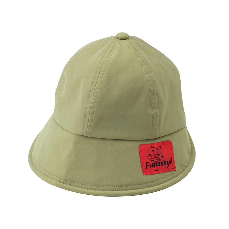 シンプルふなっしー ちょっとそこまで帽子