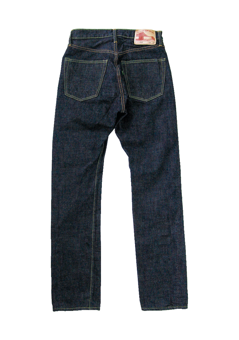 F147 G3 SELVEDGE DENIM 5P