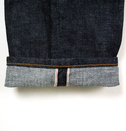 F1148 SELVEDGE DENIM NARROW 5P