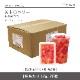 窒素冷凍フルーツソース ストロベリー&ナタデココ 90g×120袋/1杯あたり@110円