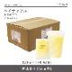 窒素冷凍フルーツソース パイナップル&ナタデココ 130g×120袋/1杯あたり@138円