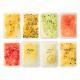 【初回限定サンプルセット】冷凍フルーツソース 130g×8種×1袋(ストロー付)