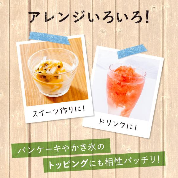 500g×24袋 冷窒素冷凍カットフルーツ マンゴ(8mm) 1袋550円