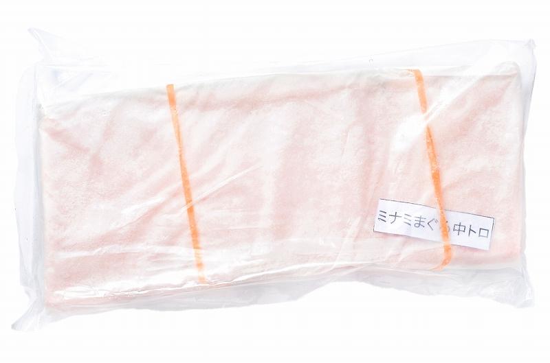 (マグロ まぐろ 鮪) ミナミマグロ 中トロ 1kg (南まぐろ 南マグロ 南鮪 インドまぐろ 刺身)