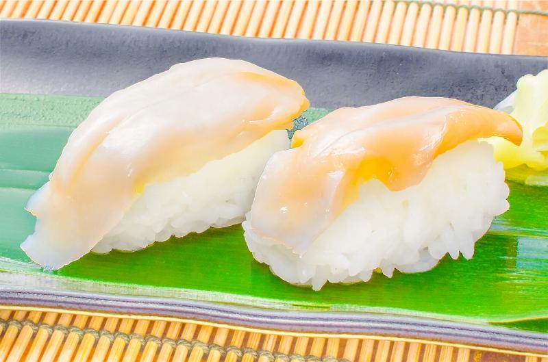 つぶ貝 ツブ貝スライス20枚 (刺身・寿司用つぶ貝開き)
