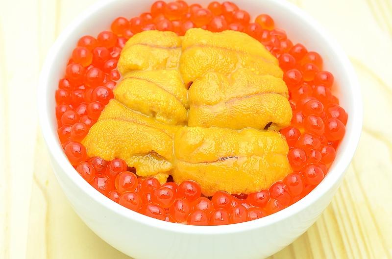 イクラ 醤油漬け 500g 北海道産の鮭いくら