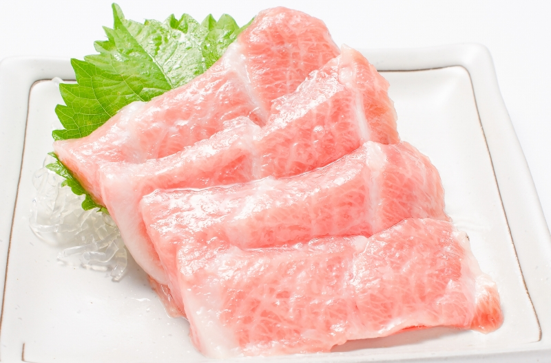 送料無料 築地の海鮮丼セット(極み・約2杯分)本マグロ大トロ特盛り200g&無添加生うに&北海道産イクラ。
