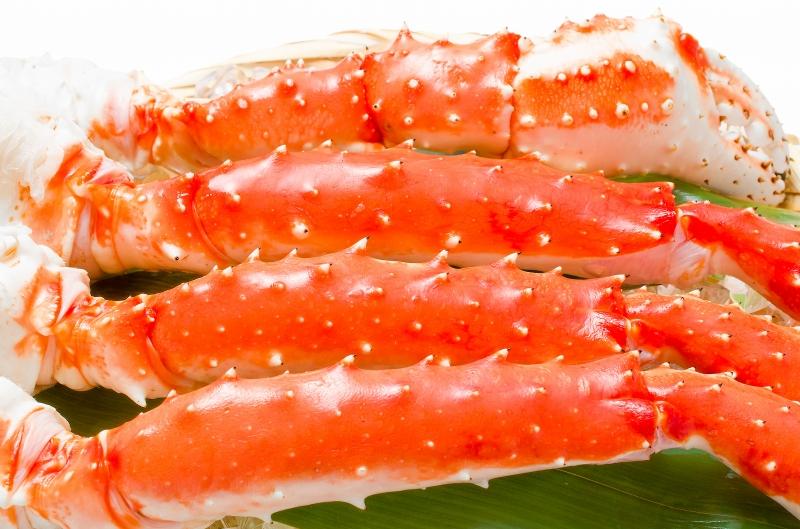 かにセット タラバガニ 5L 1kg 1肩 かにしゃぶ用ズワイガニポーション 3L 500g 正規品 かに カニ 蟹 お歳暮