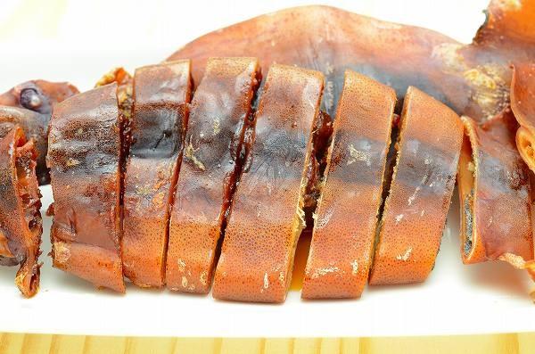 送料無料 丸干しいか イカ丸干し もみいか イカの丸干し 合計1.7kg前後 170g×10パック(いか イカ 烏賊)