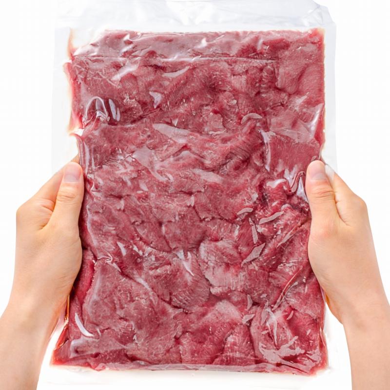 送料無料 牛たん 牛タン 厚切り 合計 10kg 1kg×10パック 業務用 カット済み 厚切り牛タン たん塩 仙台名物 焼肉 鉄板焼き ステーキ BBQ ギフト