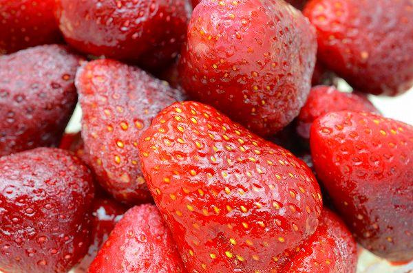 ストロベリー 冷凍ストロベリー 500g×1パック 苺 冷凍フルーツ ヨナナス